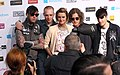 Amadeus Austrian Music Awards 2014 - Jennifer Rostock 1.jpg