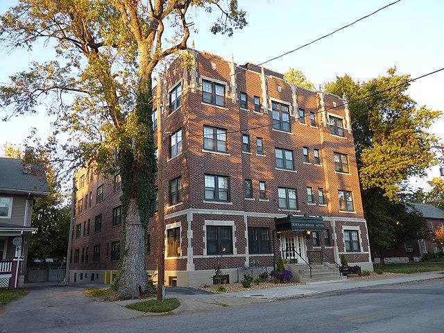 The Ambassador Apartments Emeryville Ca