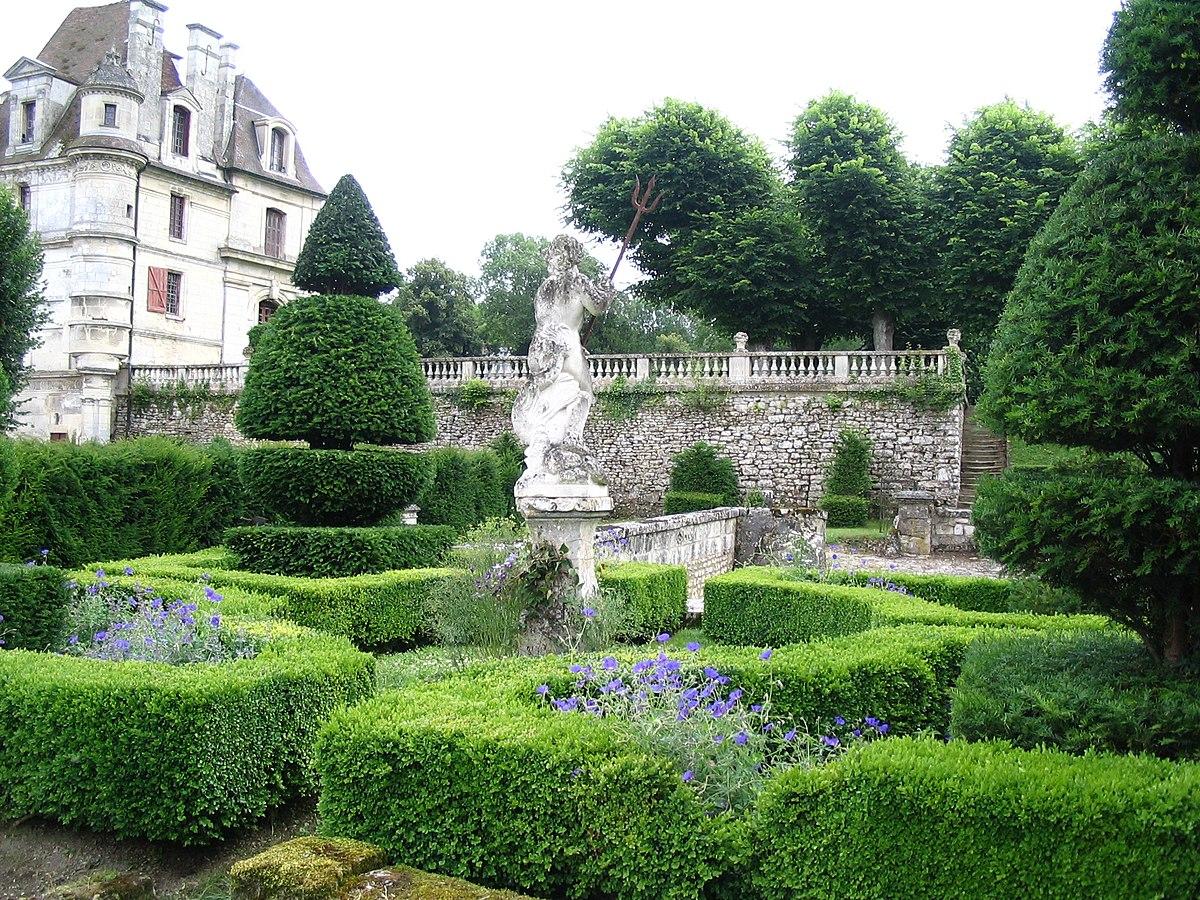 Jardin l 39 italienne wikip dia for Jardin en ingles