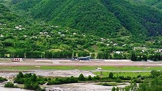 Racha-Lechkhumi and Kvemo Svaneti - Ambrolauri Airport