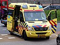 Ambulance Kennemerland, Unit 12-186 at Hoofddorp.JPG