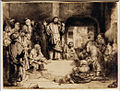 Amsterdam - Rijksmuseum - Late Rembrandt Exposition 2015 - Christ Preaching (La Petite Tombe) c.1652 A.jpg