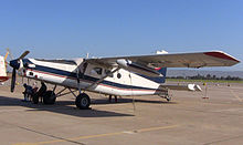 An IRIAF PC-6 Porter in Vahdati Airbase Air Show.JPG