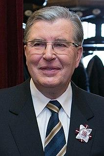 Anatolijs Gorbunovs Latvian politician