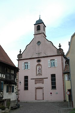 Ancien couvent de franciscains, Kaysersberg, 1.jpg