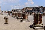 Ancient Roman Pompeii - Pompeji - Campania - Italy - July 10th 2013 - 32