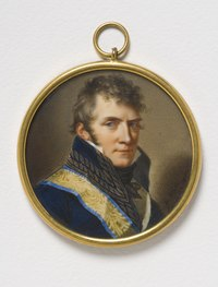Anders Fredrik Skjöldebrand, 1757-1834, Count, general (Giovanni Domenico Bossi) - Nationalmuseum - 24182.tif