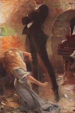 André Castaigne Fantôme Opéra3