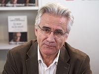 André Comte-Sponville - Salon du livre de Paris - 23 mars 2014.JPG