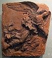 Andrea del verrocchio, due angeli in volo, terracotta, modelli per il monum. del cardinale forteguerri, 02.JPG