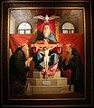 Andrea previtali, madonna con s. agostino e il beato giorgio da cremona (s. nicolò ad almenno san salvatore).JPG