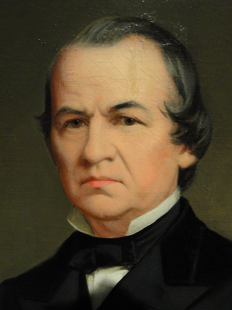 File Andrew Johnson By Washington B Cooper After 1866