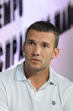 Andriy Shevchenko Nike Clash Collection