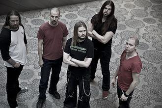 Andromeda (Swedish band) - Andromeda
