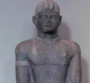 Anlamani - Statue of Anlamani (British Museum, London)