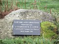 Ann Griffiths memorial stone - geograph.org.uk - 1574234.jpg