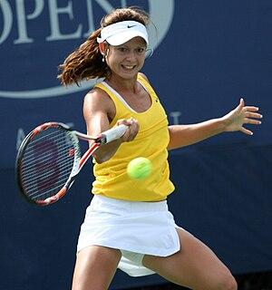 Anna Orlik - Anna Orlik at the 2009 US Open.