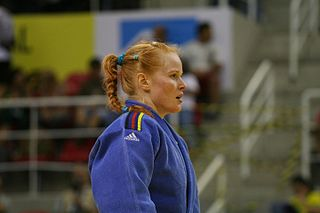 Annett Böhm German judoka
