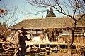 Another nagaya-mon at Mashiko (1961-01-21 by Charles Dunn).jpg