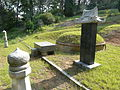 Ansan June 2014 traditional tombs 10.JPG