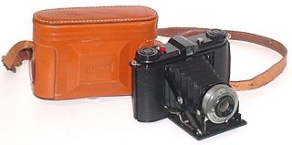 Ansco American photographic company