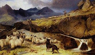 Richard Ansdell - Isle of Skye