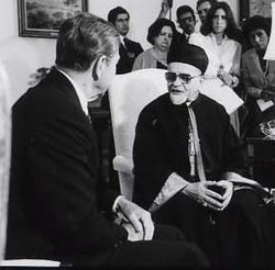 Anthony Peter Khoraish visits Ronald Reagan.jpg