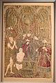 Antonio del pollaiolo (disegno), san giovanni annuncia ai farisei la missione di cristo, 1466-88.JPG