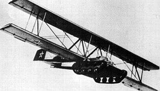 Antonov A-40 - Designer's model of the Antonov A-40