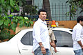 Anu Malik visits Rajesh Khanna's home Aashirwad 09.jpg