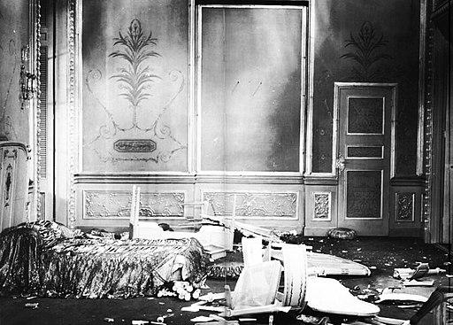 Appartamento 1221 del st. francis hotel di s. francisco, 5 settembre 1921