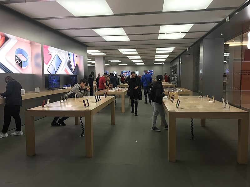 File:Apple Store du centre commercial de La Part-Dieu.JPG