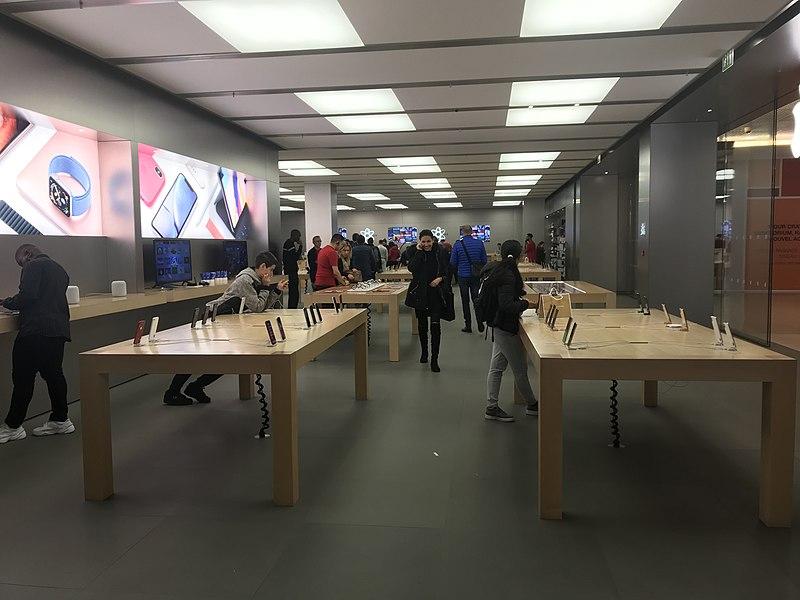 File:Apple Store du centre commercial de La Part-Dieu.JPG