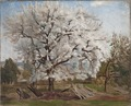 Apple Tree in Blossom (Carl Fredrik Hill) - Nationalmuseum - 18868.tif