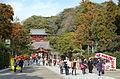 Approach - Tsurugaoka Hachiman-gū - Kamakura, Kanagawa, Japan - DSC08308.JPG