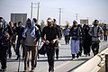 Arba'een Pilgrimage In Mehran, Iran تصاویر با کیفیت از پیاده روی اربعین حسینی در مرز مهران- عکاس، مصطفی معراجی - عکس های خبری اربعین 101.jpg