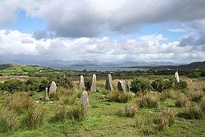 "Ardgroom - ""Ardgroom SW"" (""Canfea"") stone circle"