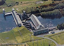 Shannon hydroelectric scheme - Wikipedia