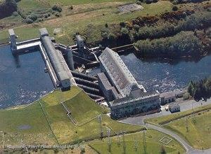 Shannon hydroelectric scheme - Image: Ardnacrusha