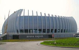 UEFA Futsal Euro 2012 - Arena Zagreb
