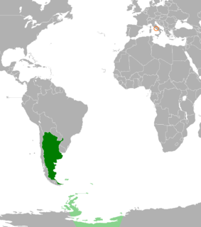 Diplomatic relations between the Argentine Republic and Holy See