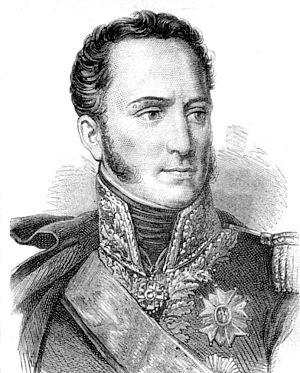Armand-Augustin-Louis de Caulaincourt - General Caulaincourt, Duke of Vicenza.