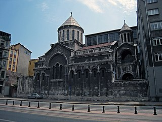 Saint Gregory the Illuminator Church of Galata