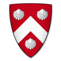 Armorial Bearings of the MILBORNE family of Burghill and of Tillington, Herefs.png