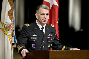 Michael L. Oates - Lt. Gen. Oates in 2009, as the incoming director of the Joint Improvised Explosive Device Defeat Organization