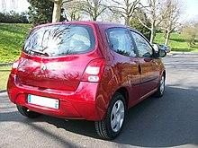 Renault Twingo II — Wikipédia