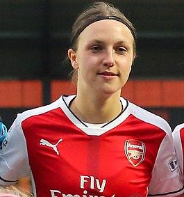 Lotte Wubben-Moy English footballer