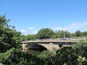Arsenal Street Bridge - Arsenal Street Bridge