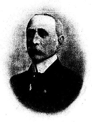 Arthur Napoleão dos Santos - Arthur Napoleão in the 1900s
