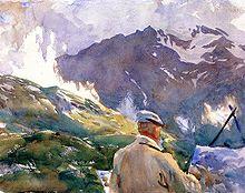 Peinture sur le motif — Wikipédia